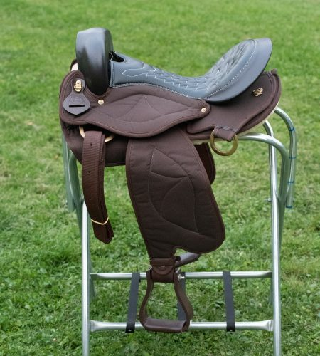Endurance Gaited Saddle